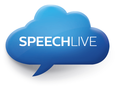 Philips SpeechLive Cloud Dicteren en Spraakherkenning