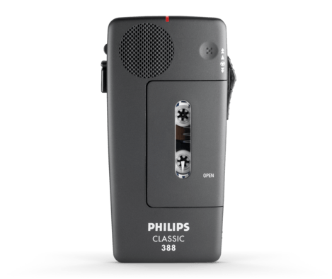 Philips LFH 388 PocketMemo Dicteerrecorder