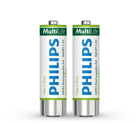 Philips LFH 153 PocketMemo Oplaadbare batterijen